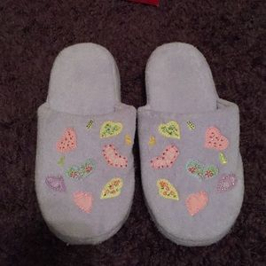Shoes - Lavender slippers